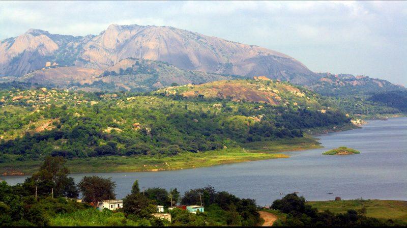 Manchinbele-Dam