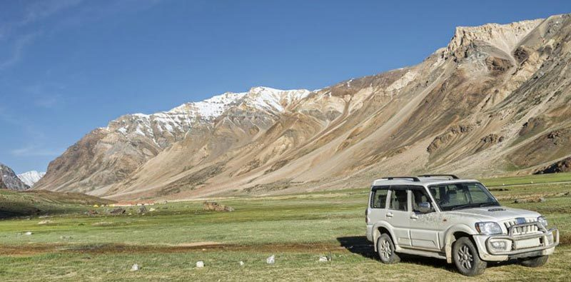kullu manali jeep safari