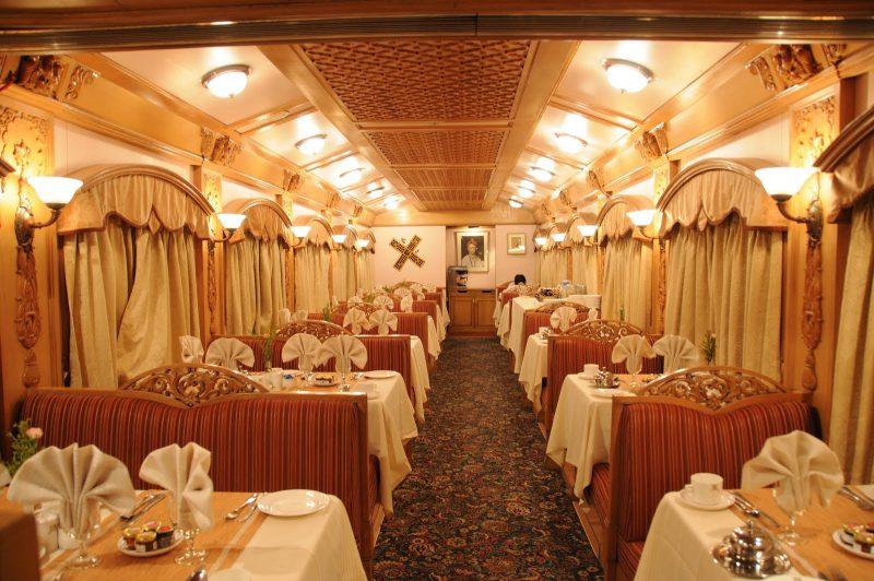 indian maharaj - deccan odyssey train
