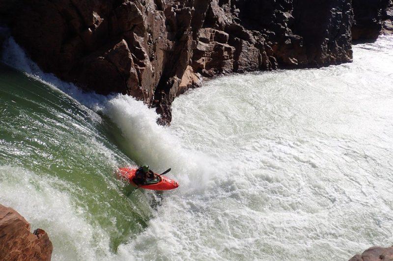 kayaking at kynshi